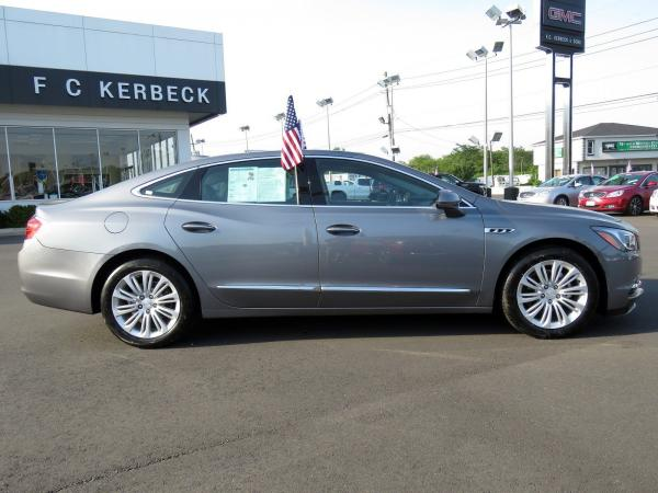 Buick LaCrosse 2018 Satin Steel Metallic For Sale $28329 Stock Number 5967JO 11196_p7