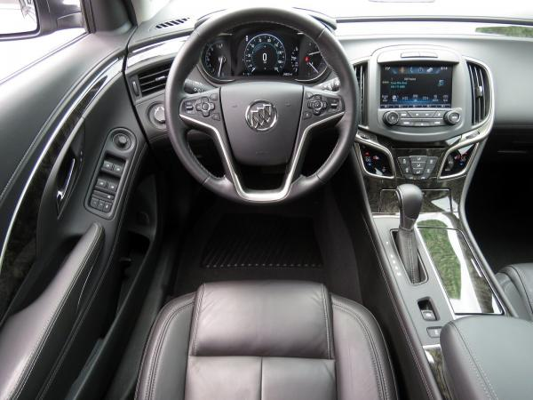 Buick LaCrosse 2016 Graphite Gray Metallic For Sale $25059 Stock Number 5970JO 11263_p12