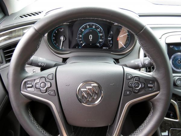 Buick LaCrosse 2016 Graphite Gray Metallic For Sale $25059 Stock Number 5970JO 11263_p19