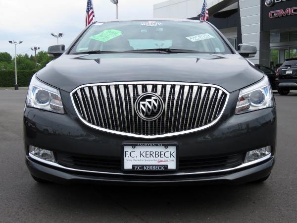 Buick LaCrosse 2016 Graphite Gray Metallic For Sale $25059 Stock Number 5970JO 11263_p3