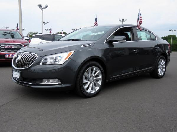 Buick LaCrosse 2016 Graphite Gray Metallic For Sale $25059 Stock Number 5970JO 11263_p4
