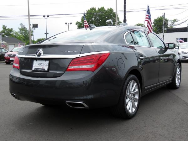 Buick LaCrosse 2016 Graphite Gray Metallic For Sale $25059 Stock Number 5970JO 11263_p7