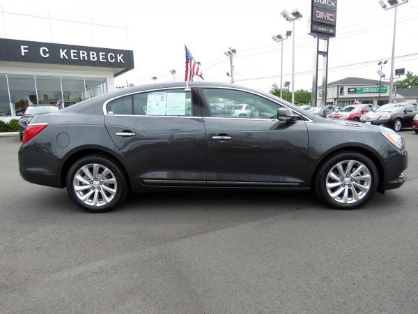 Buick LaCrosse 2016 Graphite Gray Metallic For Sale $25059 Stock Number 5970JO 11263_p8