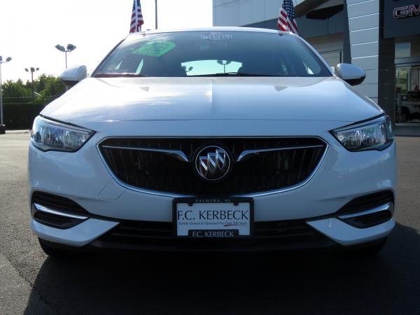 Buick Regal Sportback 2018 Summit White For Sale $25059 Stock Number 5976JO 11265_p3