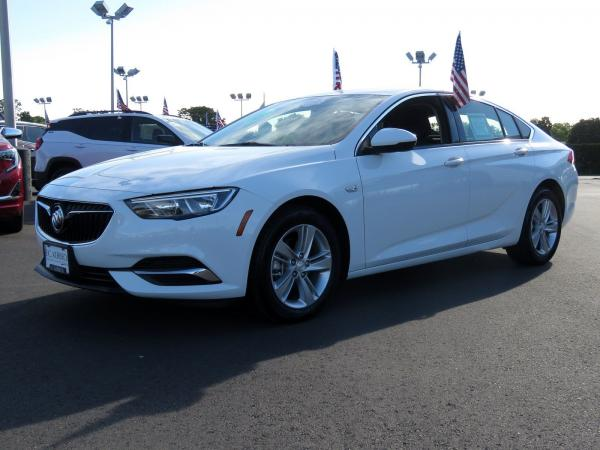 Buick Regal Sportback 2018 Summit White For Sale $25059 Stock Number 5976JO 11265_p4