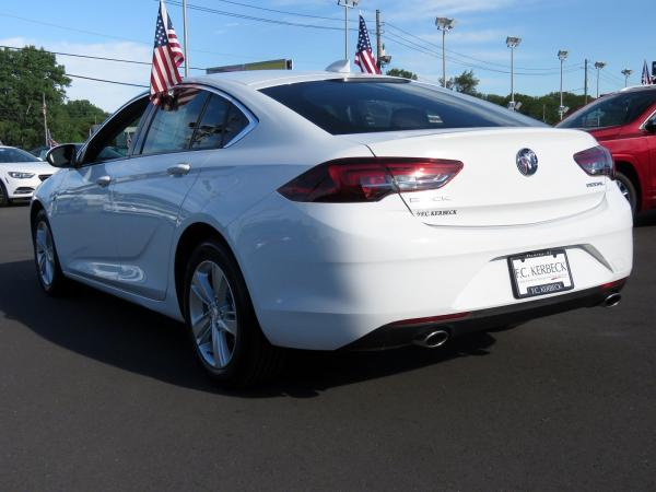 Buick Regal Sportback 2018 Summit White For Sale $25059 Stock Number 5976JO 11265_p5