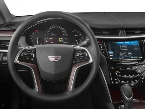 Cadillac XTS 2018 Black Raven For Sale $53390 Stock Number 67874K 11280_p10