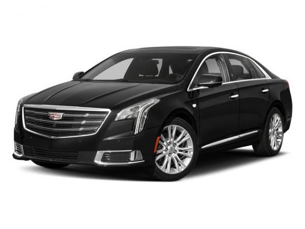 Cadillac XTS 2018 Black Raven For Sale $53390 Stock Number 67874K 11280_p2