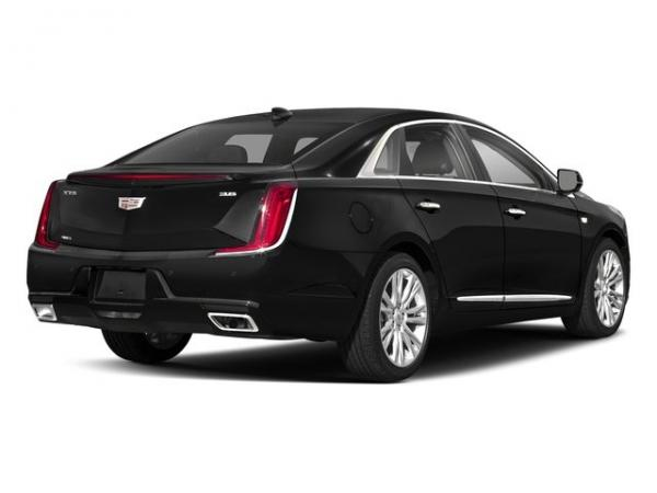 Cadillac XTS 2018 Black Raven For Sale $53390 Stock Number 67874K 11280_p3