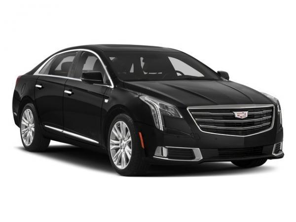 Cadillac XTS 2018 Black Raven For Sale $53390 Stock Number 67874K 11280_p9