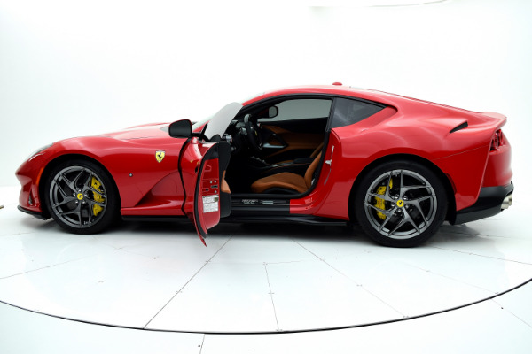 Ferrari 812 Superfast 2019 Rosso Corsa For Sale $425661 Stock Number 19L120AJI 11314_p11