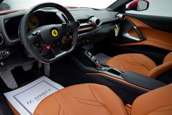 Ferrari 812 Superfast 2019 Rosso Corsa For Sale $425661 Stock Number 19L120AJI 11314_p14