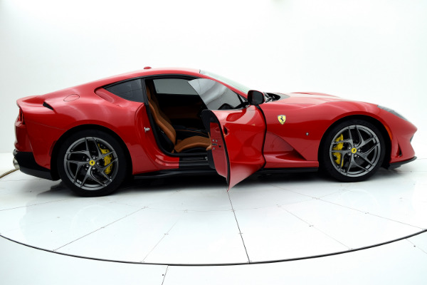 Ferrari 812 Superfast 2019 Rosso Corsa For Sale $425661 Stock Number 19L120AJI 11314_p19