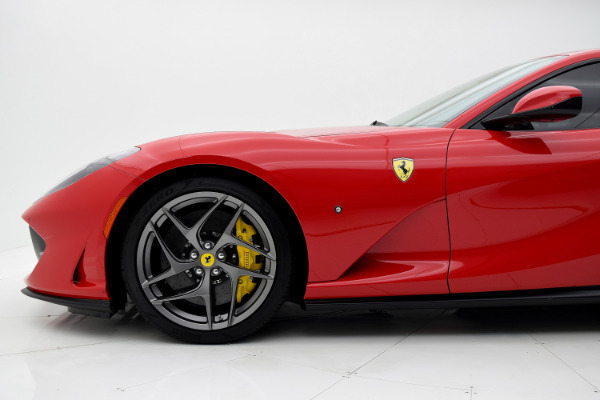Ferrari 812 Superfast 2019 Rosso Corsa For Sale $425661 Stock Number 19L120AJI 11314_p26