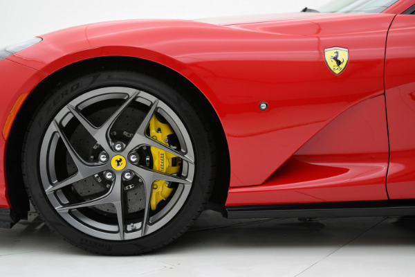 Ferrari 812 Superfast 2019 Rosso Corsa For Sale $425661 Stock Number 19L120AJI 11314_p27
