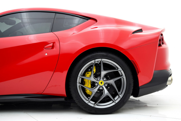Ferrari 812 Superfast 2019 Rosso Corsa For Sale $425661 Stock Number 19L120AJI 11314_p28