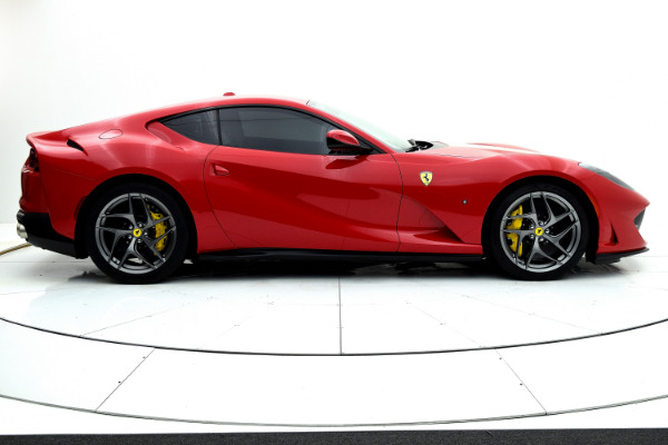 Ferrari 812 Superfast 2019 Rosso Corsa For Sale $425661 Stock Number 19L120AJI 11314_p7