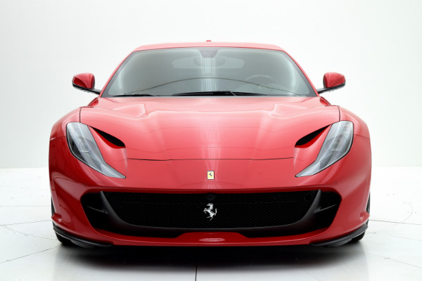 Ferrari 812 Superfast 2019 Rosso Corsa For Sale $425661 Stock Number 19L120AJI 11314_p9
