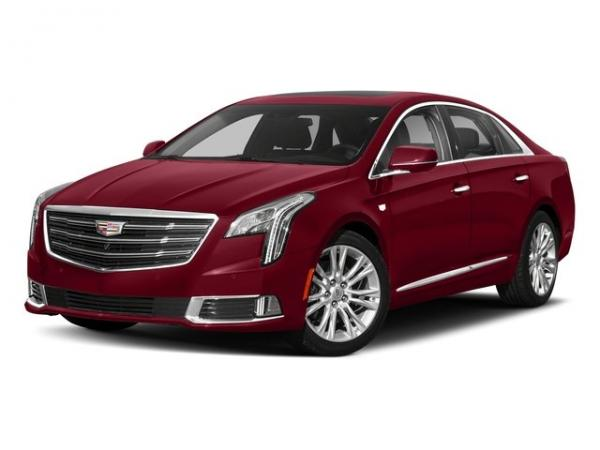 Cadillac XTS 2018 Red Horizon Tintcoat For Sale $52150 Stock Number 67892K 11346_p2