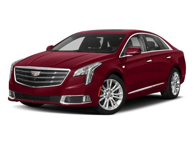 Cadillac XTS 2018 Red Horizon Tintcoat For Sale $52150 Stock Number 67892K