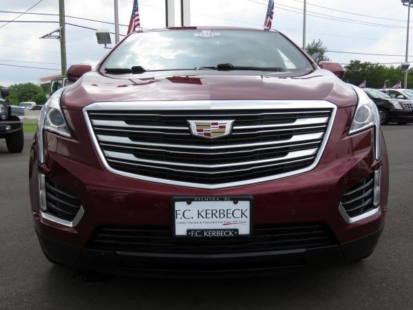 Cadillac XT5 2017 Red Passion Tintcoat For Sale $48680 Stock Number 67900K 11397_p3
