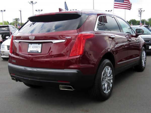 Cadillac XT5 2017 Red Passion Tintcoat For Sale $48680 Stock Number 67900K 11397_p7