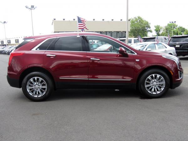 Cadillac XT5 2017 Red Passion Tintcoat For Sale $48680 Stock Number 67900K 11397_p8