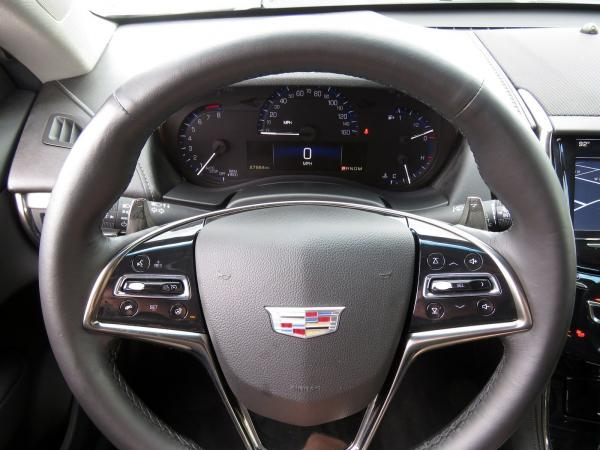 Cadillac ATS Coupe 2016 Crystal White Tricoat For Sale $32689 Stock Number 67904K 11399_p21