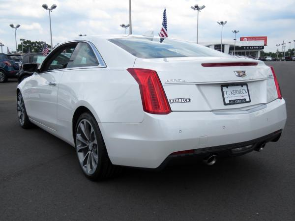 Cadillac ATS Coupe 2016 Crystal White Tricoat For Sale $32689 Stock Number 67904K 11399_p5
