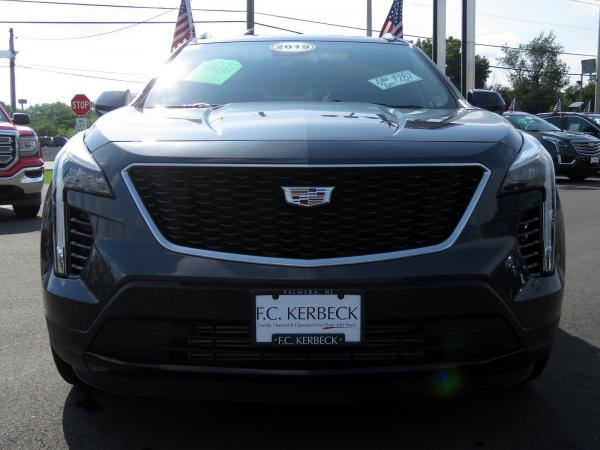Cadillac XT4 2019 Shadow Metallic For Sale $49135 Stock Number 67934K 11475_p3