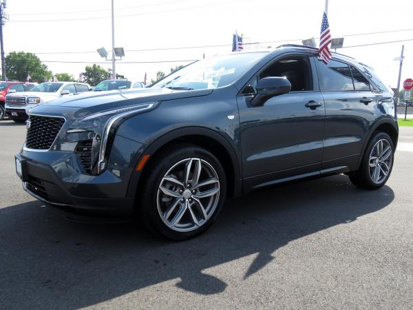 Cadillac XT4 2019 Shadow Metallic For Sale $49135 Stock Number 67934K 11475_p4