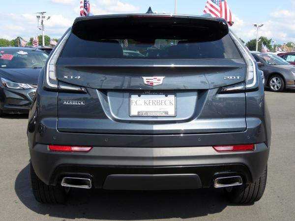 Cadillac XT4 2019 Shadow Metallic For Sale $49135 Stock Number 67934K 11475_p6