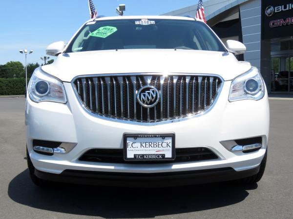 Buick Enclave 2016 White Frost Tricoat For Sale $27239 Stock Number 5987JO 11494_p3