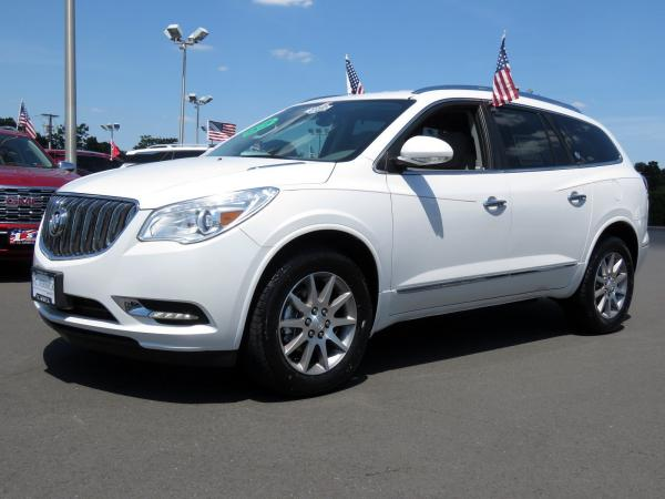 Buick Enclave 2016 White Frost Tricoat For Sale $27239 Stock Number 5987JO 11494_p4