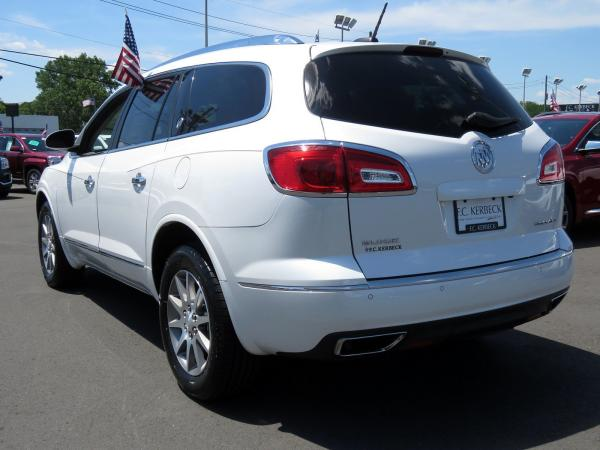 Buick Enclave 2016 White Frost Tricoat For Sale $27239 Stock Number 5987JO 11494_p5