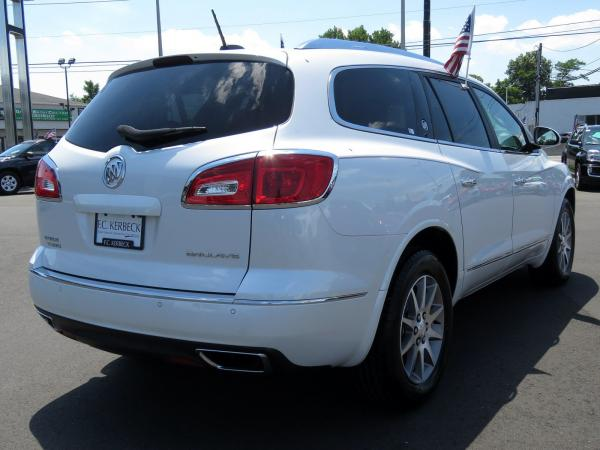 Buick Enclave 2016 White Frost Tricoat For Sale $27239 Stock Number 5987JO 11494_p7