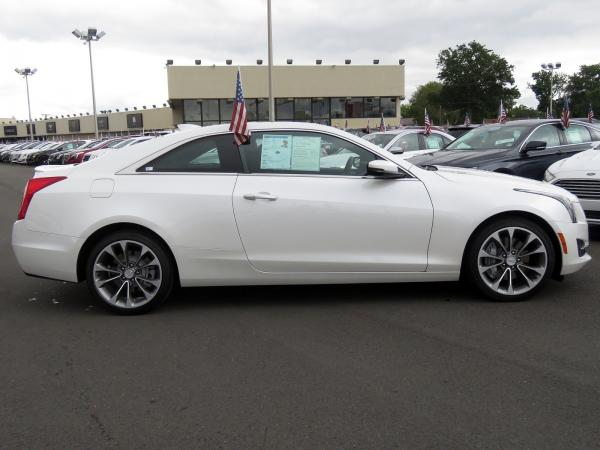 Cadillac ATS Coupe 2017 Crystal White Tricoat For Sale $51230 Stock Number 67954K 11508_p8