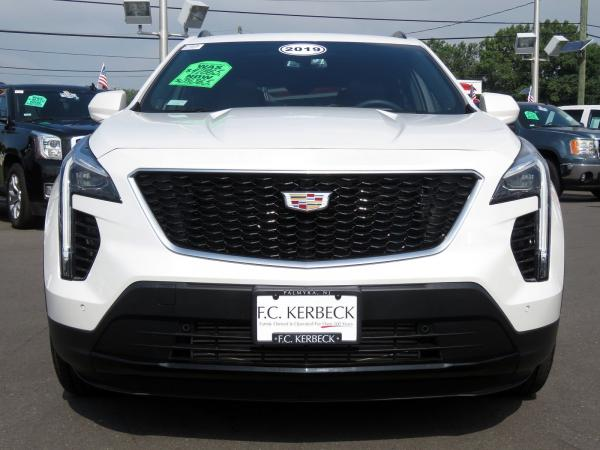 Cadillac XT4 2019 Crystal White Tricoat For Sale $47865 Stock Number 67952K 11510_p3
