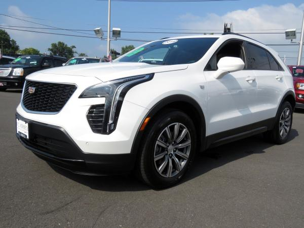 Cadillac XT4 2019 Crystal White Tricoat For Sale $47865 Stock Number 67952K 11510_p4