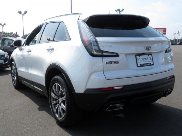 Cadillac XT4 2019 Crystal White Tricoat For Sale $47865 Stock Number 67952K 11510_p5