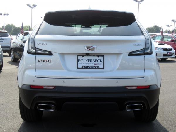 Cadillac XT4 2019 Crystal White Tricoat For Sale $47865 Stock Number 67952K 11510_p6