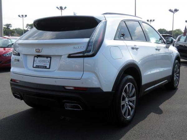 Cadillac XT4 2019 Crystal White Tricoat For Sale $47865 Stock Number 67952K 11510_p7