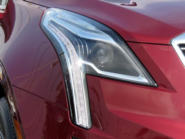 Cadillac XT5 2018 Red Passion Tintcoat For Sale $53780 Stock Number 67962K 11545_p10