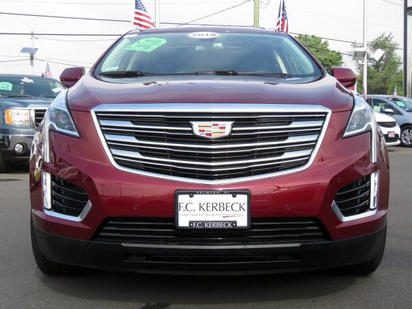 Cadillac XT5 2018 Red Passion Tintcoat For Sale $53780 Stock Number 67962K 11545_p3