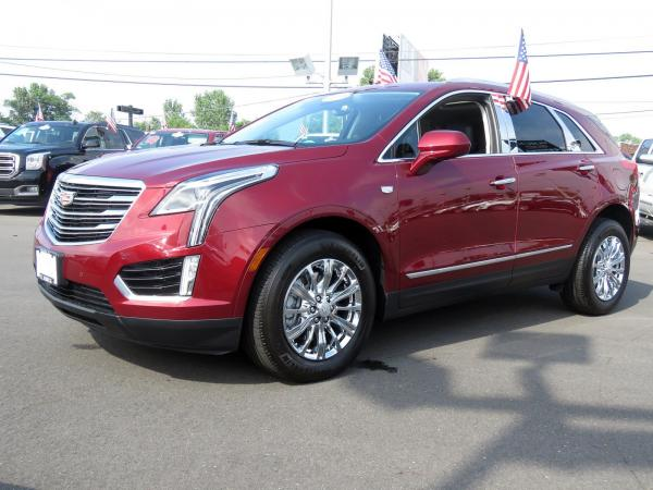 Cadillac XT5 2018 Red Passion Tintcoat For Sale $53780 Stock Number 67962K 11545_p4