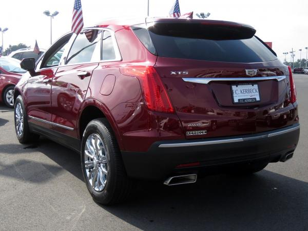 Cadillac XT5 2018 Red Passion Tintcoat For Sale $53780 Stock Number 67962K 11545_p5