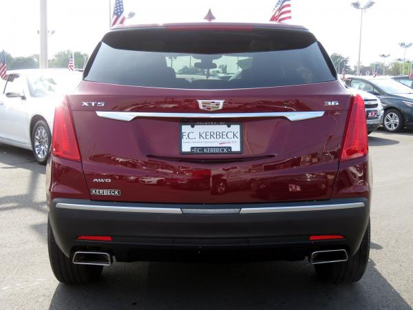 Cadillac XT5 2018 Red Passion Tintcoat For Sale $53780 Stock Number 67962K 11545_p6
