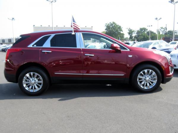 Cadillac XT5 2018 Red Passion Tintcoat For Sale $53780 Stock Number 67962K 11545_p8