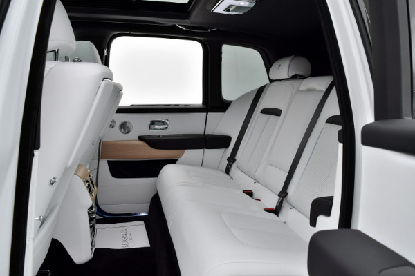 Rolls-Royce Cullinan 2019 Arctic White For Sale $397750 Stock Number 20L101AJI 11575_p23