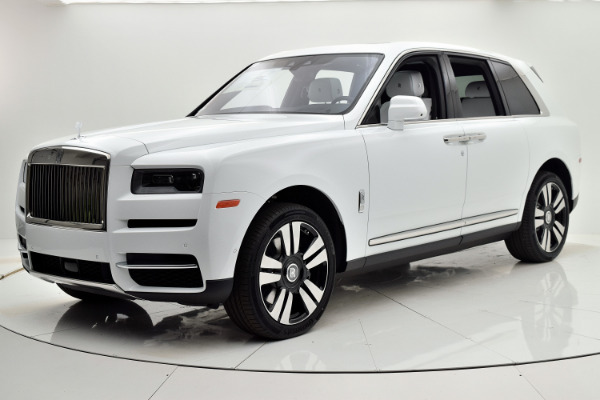 Rolls-Royce Cullinan 2019 Arctic White For Sale $397750 Stock Number 20L101AJI 11575_p2